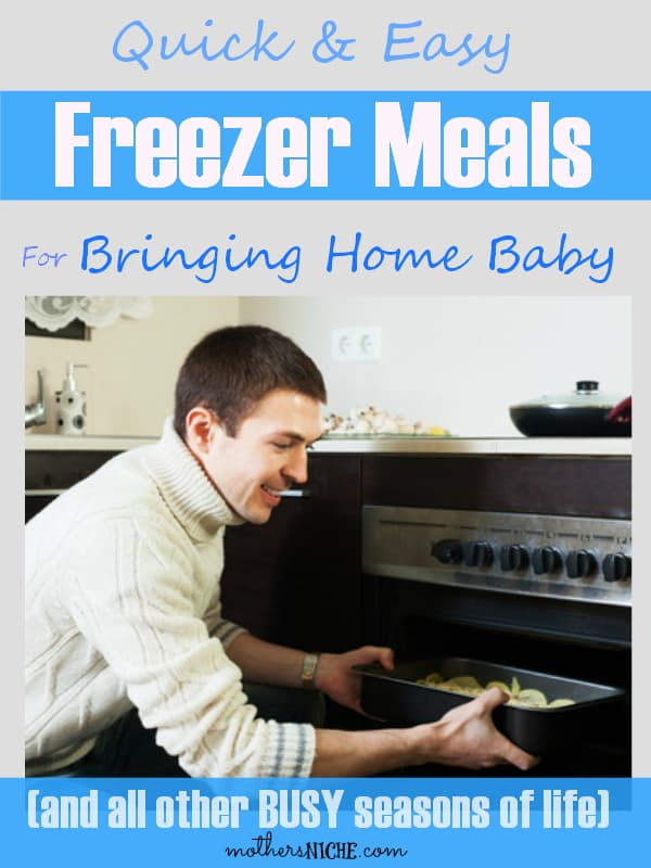 A bunch of freezer meal recipes, I love that they aren't all casseroles!