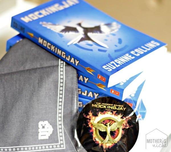Hunger Games Mockingjay Party