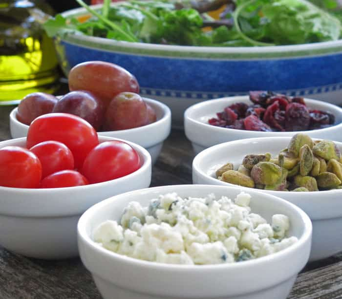 Cosi Signature Salad (Copycat) Mother Would Know