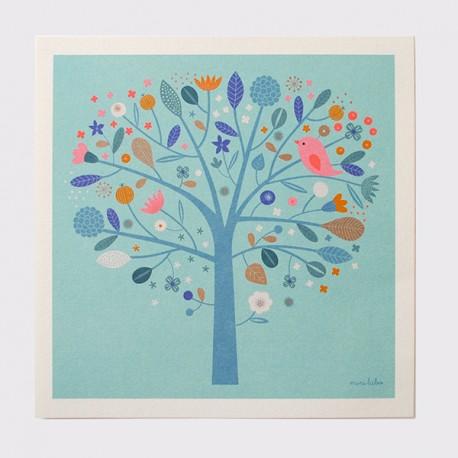 mini-labo-affiche-l-arbre-fleur