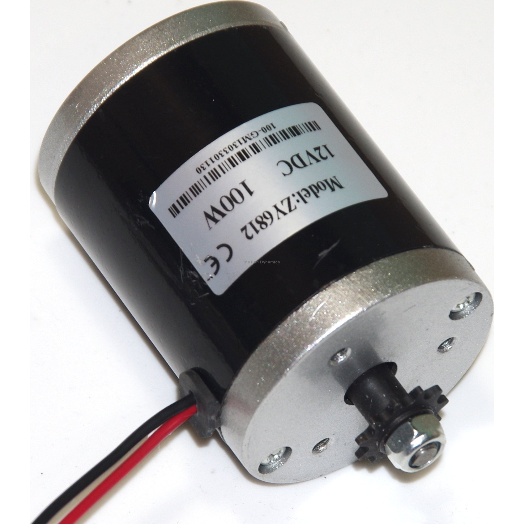12v 100w Dc 24v 100w 2750 Rpm Electric Motor Chain