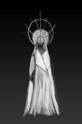 God sketches