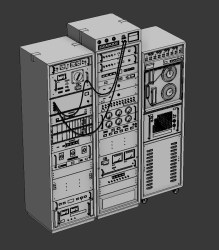 Modeling CG props