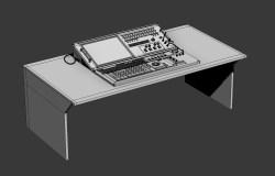 Modeling CG props
