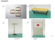 Hospital props
