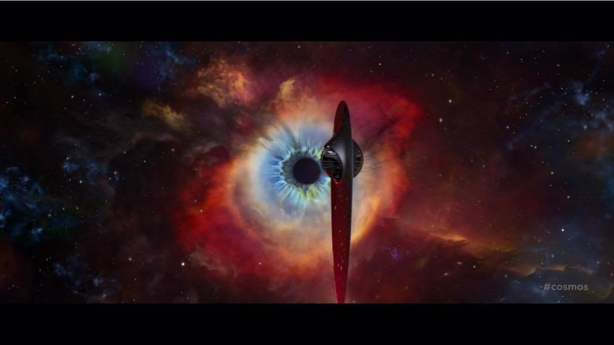 spacetime odyssey 宇宙时空之旅/cosmos: a spacetime odyssey 是美国国家地理频道和fox电台共同播出的一档纪录片,从3月9日起播出,总共13集,目前(截止415)共播出6.