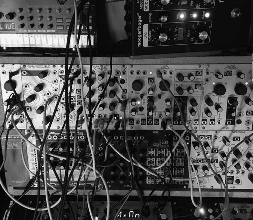"""""""I took the sounds out of the computer by using hardware step sequencers and also ran the outputs into my modular synths and outboard effects."""""""