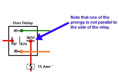 5 Prong Relay Wiring Diagram Wiring Diagram Library