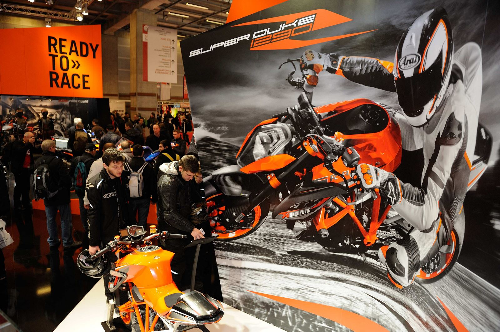 Salon De La Randonnée 2017 Paris Salon De Paris 2018 La Moto Sera Avec L 39automobile