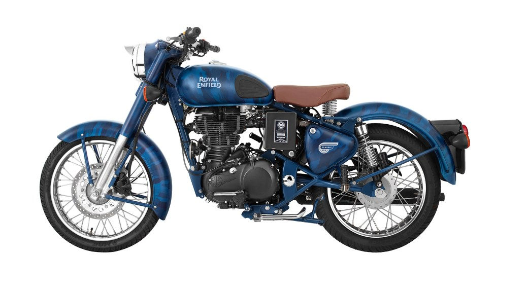 Royal Enfield Despatch Classic Bike Esprit