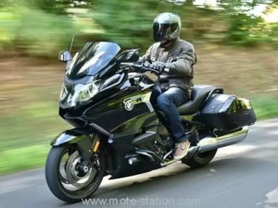 Essai BMW K1600B (Bagger) - Moto Revue
