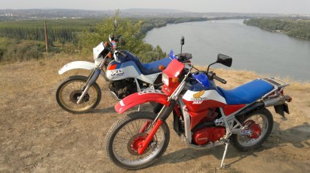 Honda Xl 600 Lm 1987