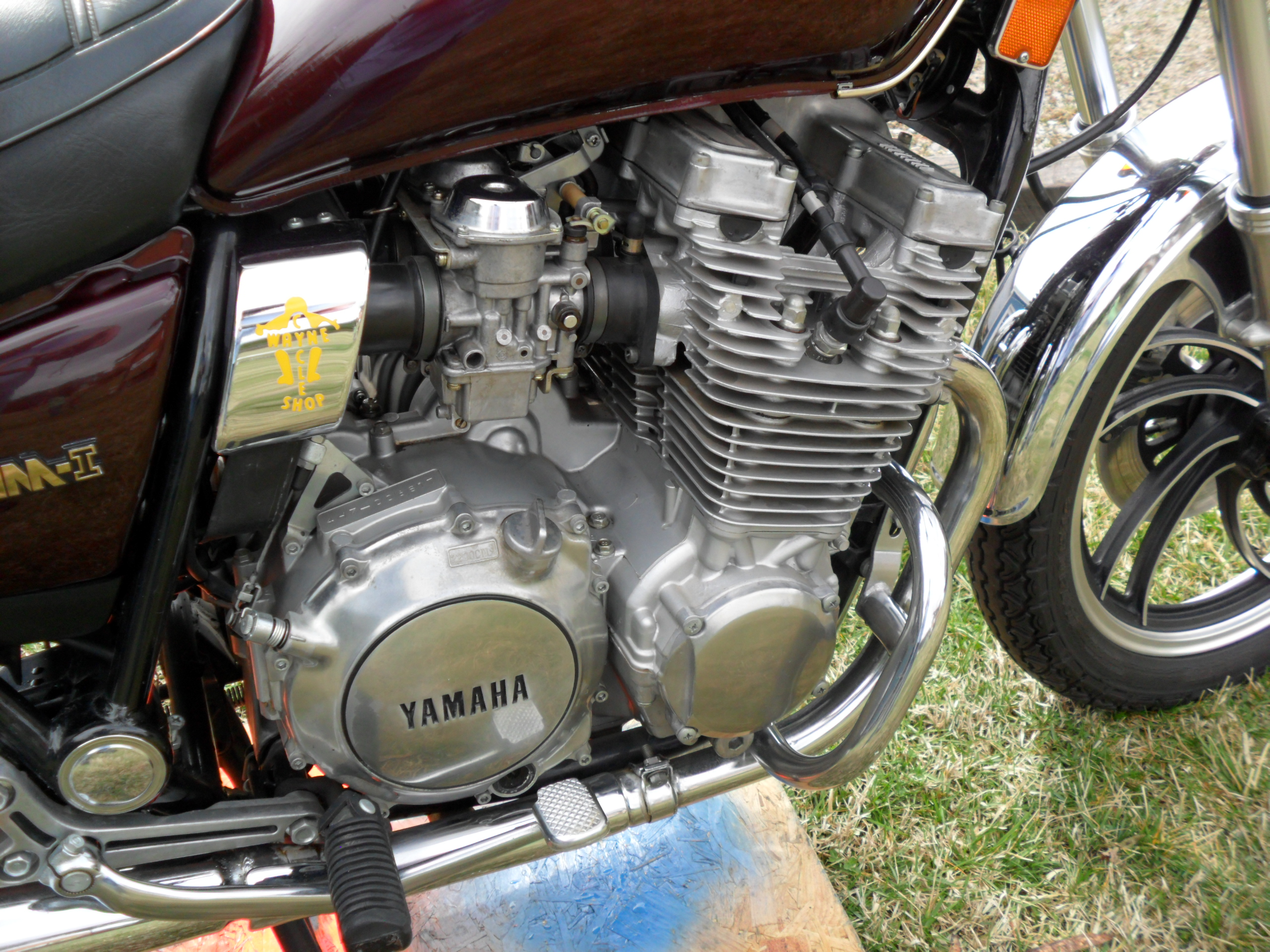 110 Mini Chopper Wiring Diagram 1981 Yamaha Xj 400 Seca Moto Zombdrive Com