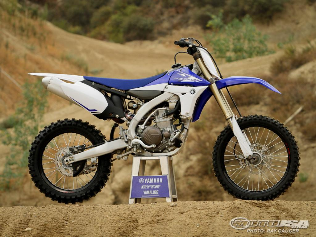 2013 Yamaha Yz 450 F Motozombdrivecom