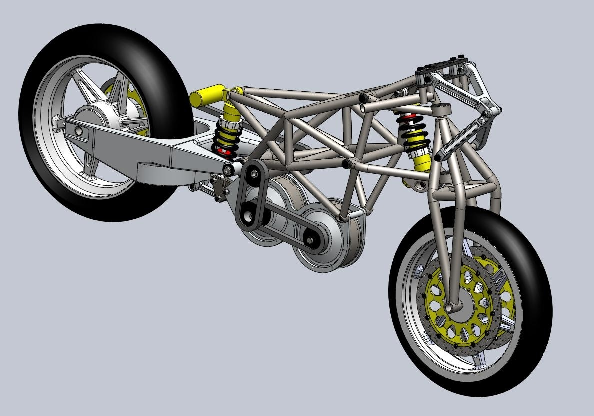 Suspension Design Report Suspensiones Alternativas De Moto Moto1pro