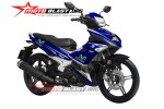 HOT First Modif Striping Yamaha Jupiter MX King Movistar