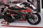 HOT Modifikasi Striping Honda All New CBRR Black Thunder RED