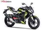 Modifikasi Yamaha R Black Super Elegant MOTOBLAST
