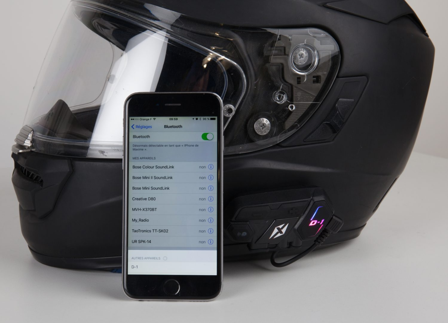 Kit Bluetooth Manos Libres Elegir Bien El Intercomunicador Para La Moto Enjoytheride