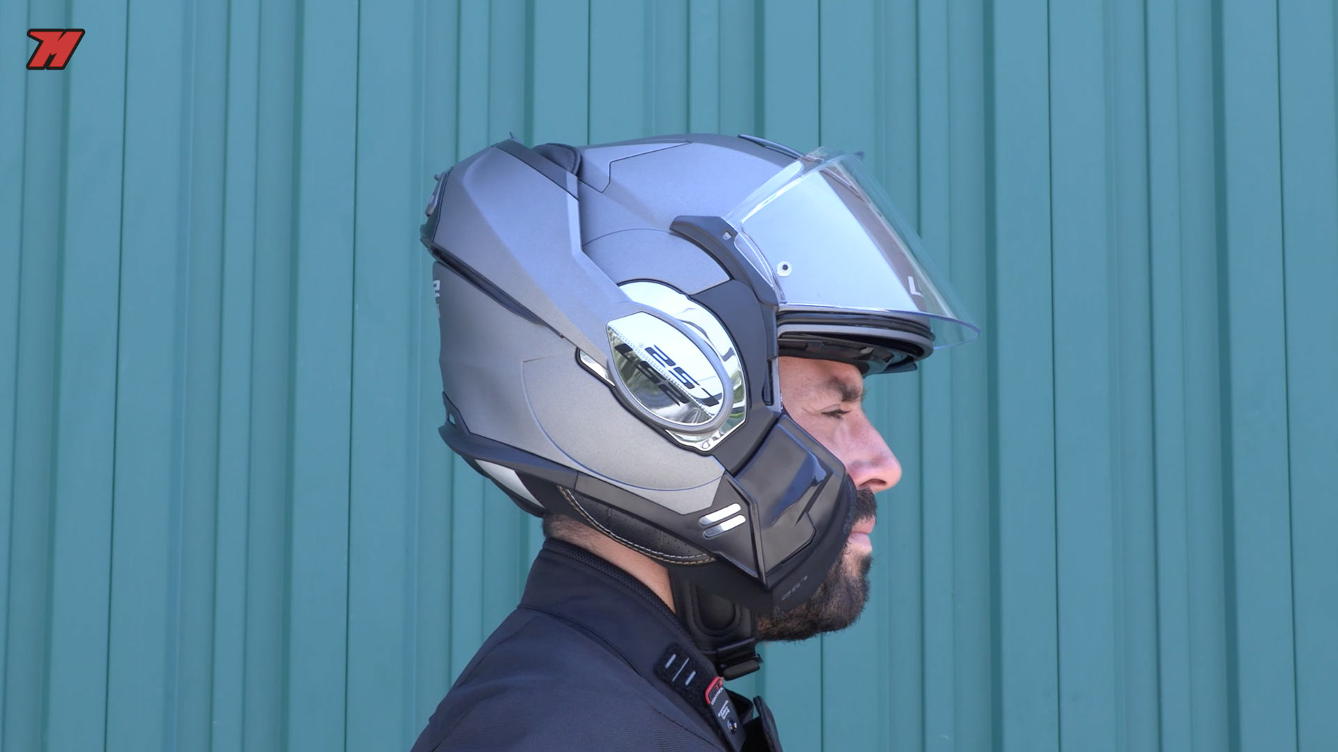 Ls2 Helmet Review: Ls2 Ff399 Valiant, The Most Popular Modular Helmet