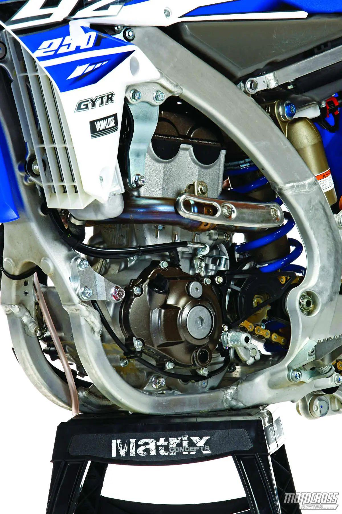 2007 yamaha yz250f engine diagram