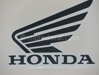 Honda VFR 800 FI 1998-2001 Silver DECAL KIT by MOTODECAL.COM