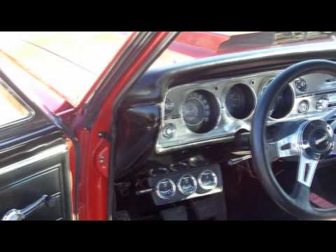 1965 Chevy Chevelle Wiring Diagram - image details
