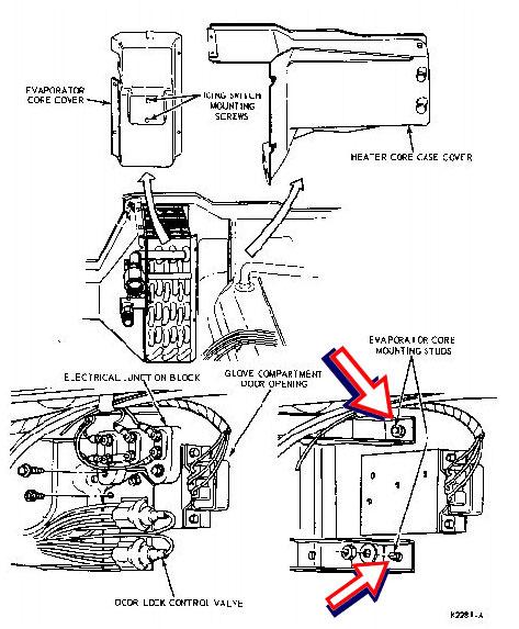 lincoln mark iii vacuum diagram