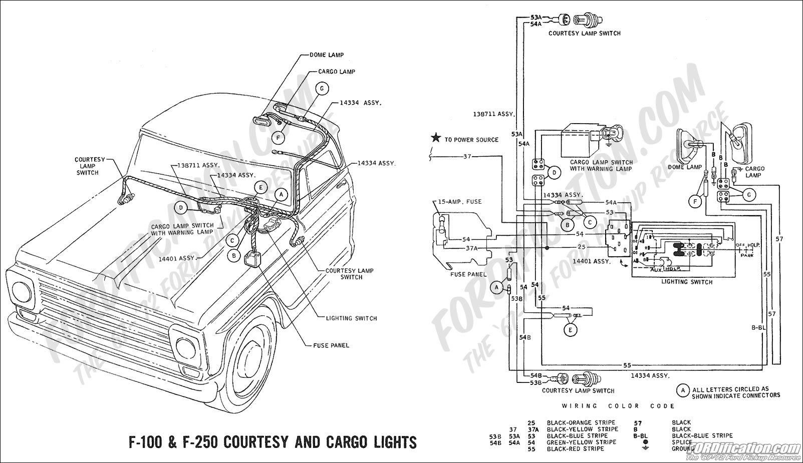 1956 ford fairlane wiring diagram