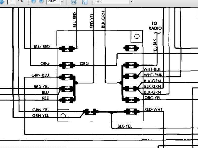 1970 C10 Fuse Box circuit diagram template