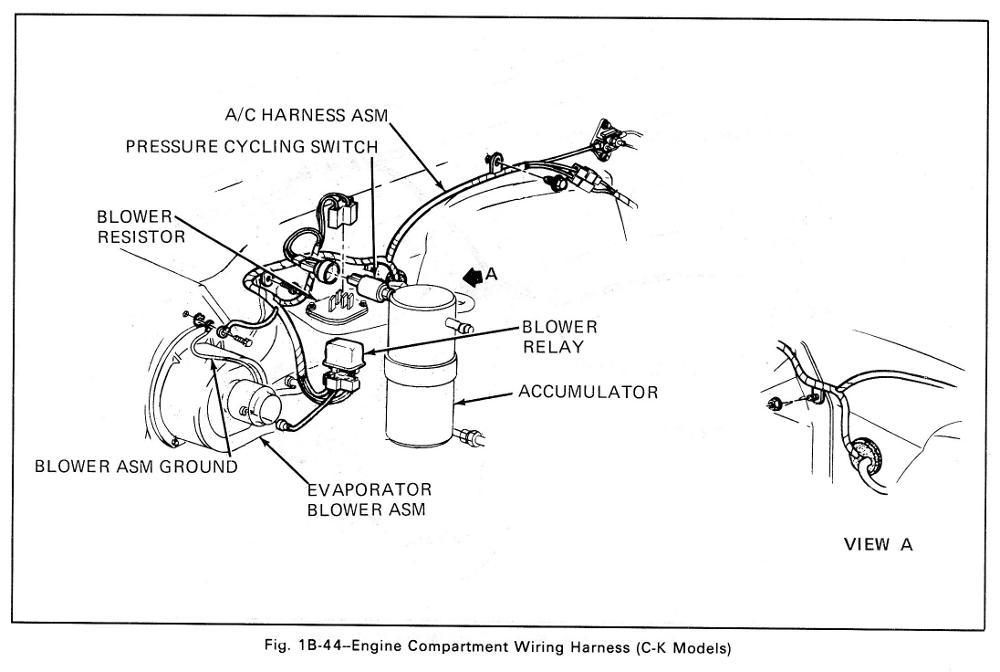 1979 GMC Truck Wiring Diagram - image details