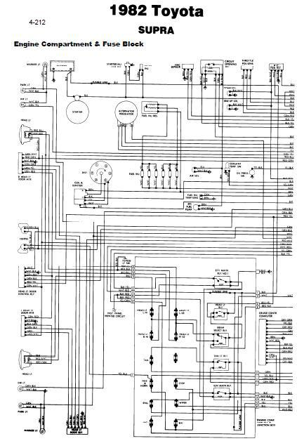 1993 Toyota Pickup Engine Diagram circuit diagram template