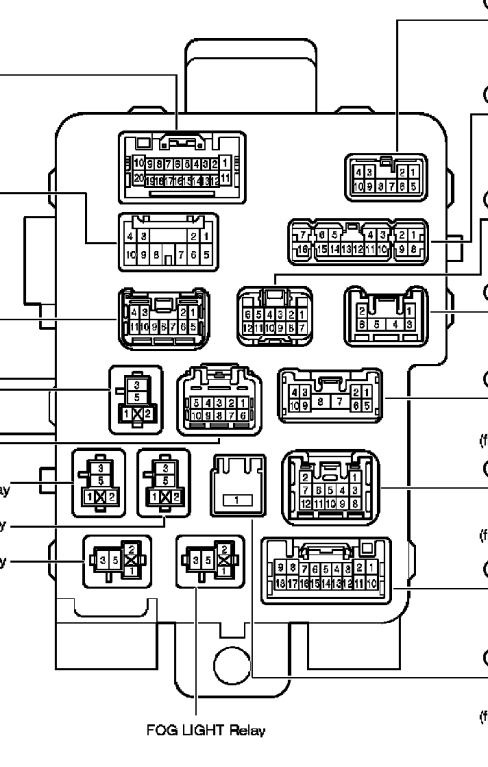 07 Tundra Fuse Box Diagram Wiring Diagram