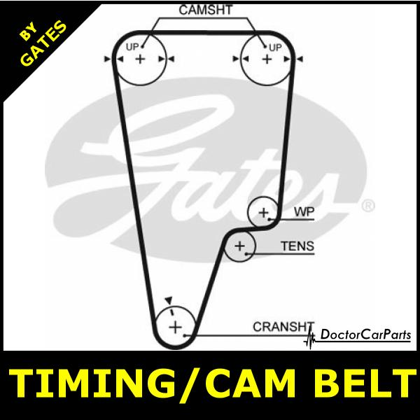 1996 Toyota Camry Timing Marks - image details