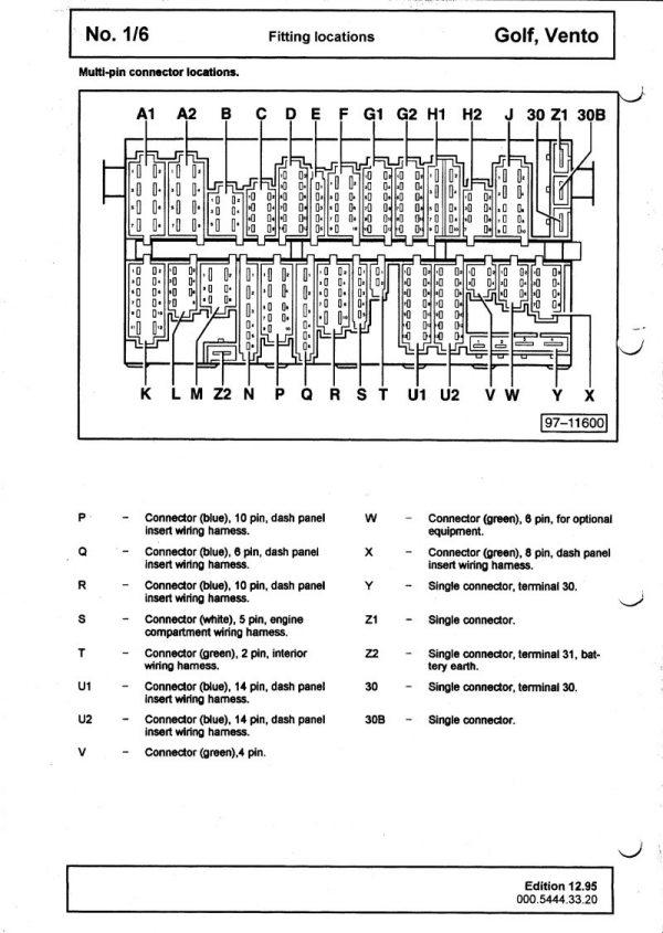 Mk1 Golf Fuse Box Wiring Diagram Wiring Diagrams