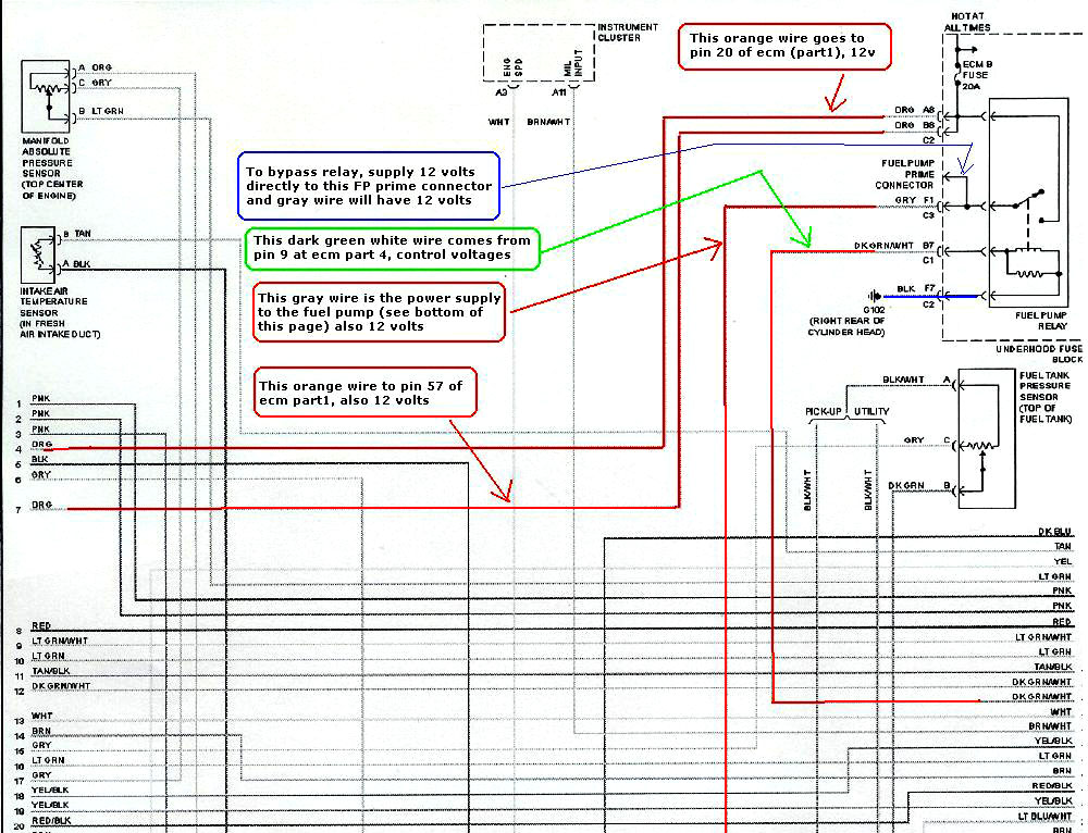 2004 Pontiac Aztek Wiring Diagram Wiring Schematic Diagram