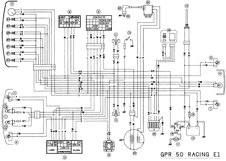 2002 Ford Mustang Headlight Wiring Diagram - image details
