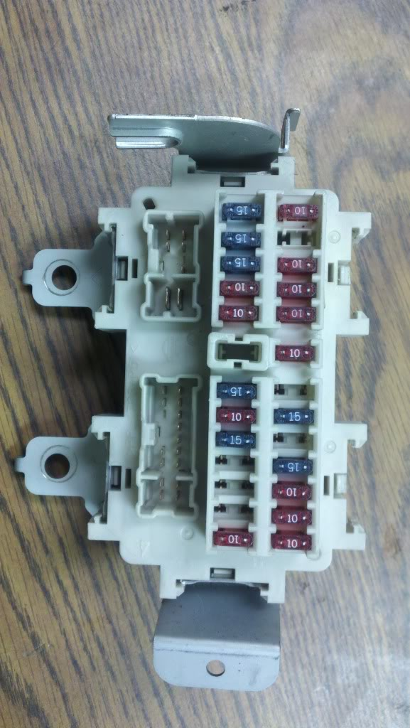 For 2004 Infiniti G35 Fuse Box Wiring Diagram