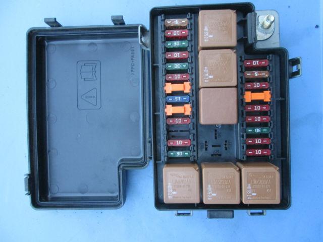 Fuse Box Diagram For 2003 Jaguar Xk8 Wiring Diagram
