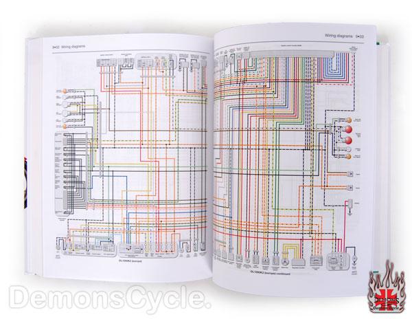 2004 Gsxr 750 Wiring Diagram - image details