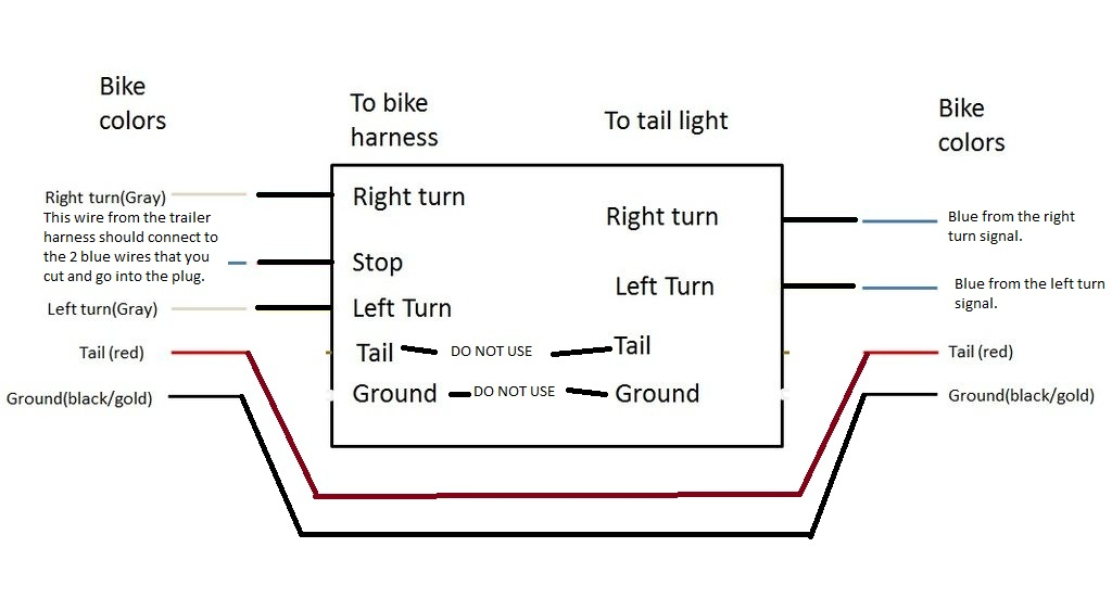 avs led tail light wiring diagram