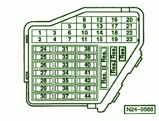 04 Beetle Fuse Box Diagram Wiring Diagram Schematic