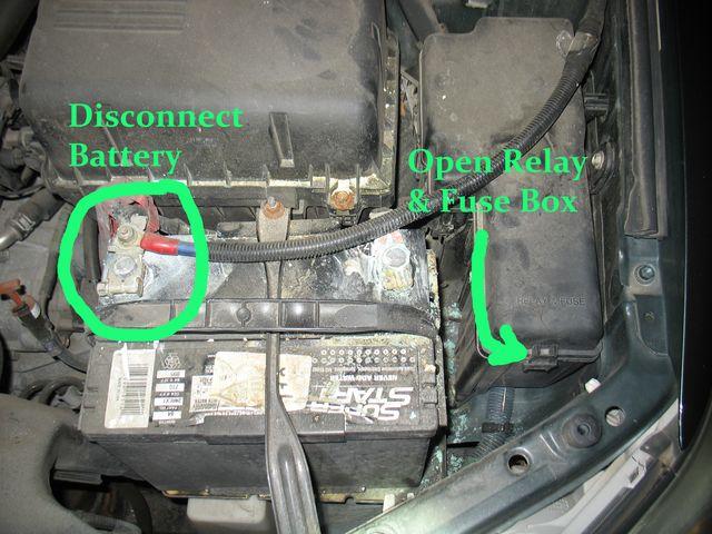 2006 Toyota Tacoma Fuse Box Diagram - image details