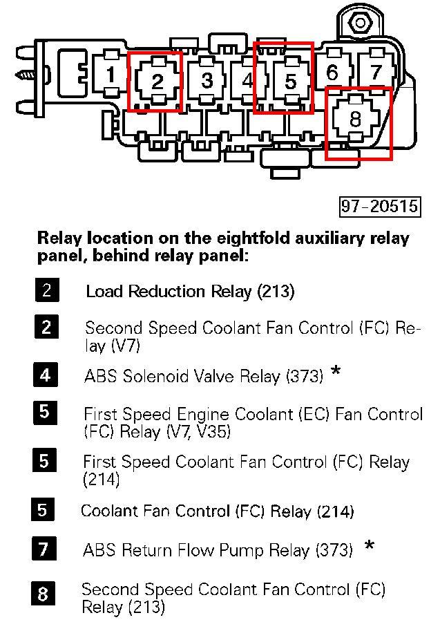 99 Vw Jetta Relay Diagram Wiring Diagram