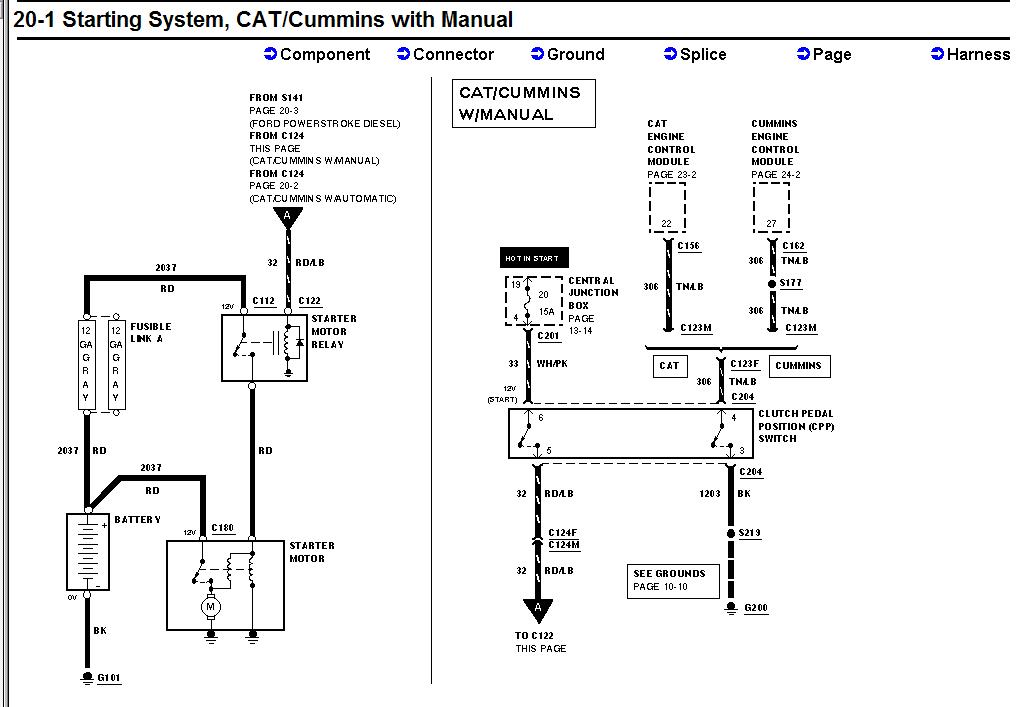 Ignition Wiring Diagram For 2006 F150 - Wwwcaseistore \u2022