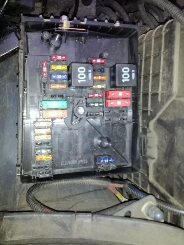 Jetta Fuse Box Melting Wiring Diagram