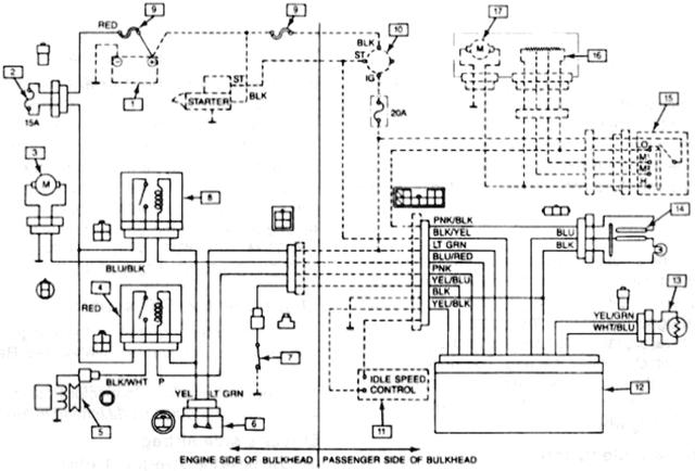 2008 kawasaki vulcan 900 custom wiring diagram