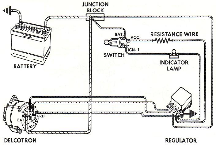 External Voltage Regulator Wiring Diagram - Carbonvotemuditblog \u2022