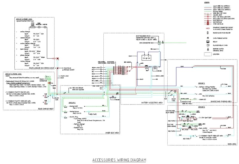 2007 F750 Wiring Harness Diagram - wiring diagrams image free