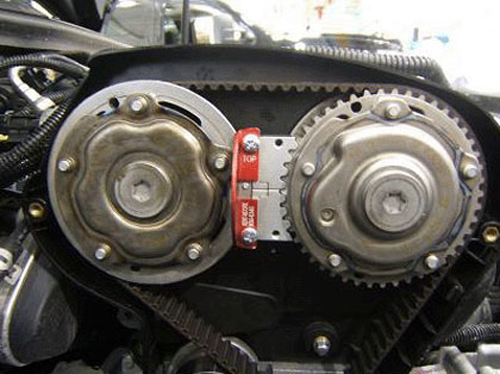 Chevy Aveo Timing Belt - image details